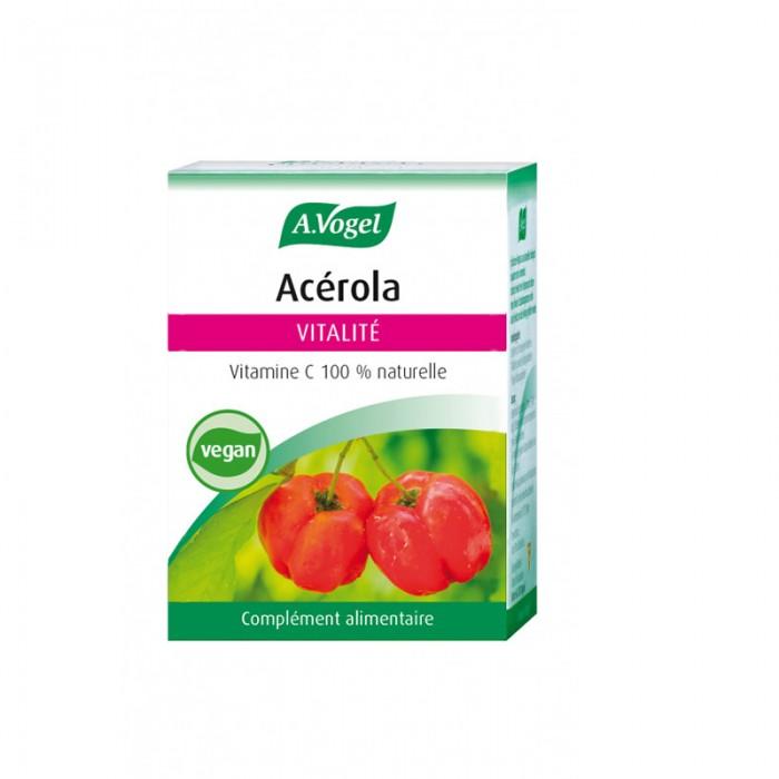 Acérola - Complément alimentaire pour contribuer au bon fonctionnement du système immunitaire