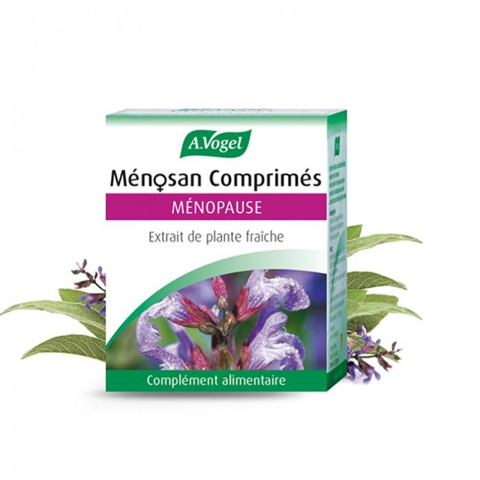 Ménosan - Complément alimentaire pour lutter contre les désagréments de la ménopause