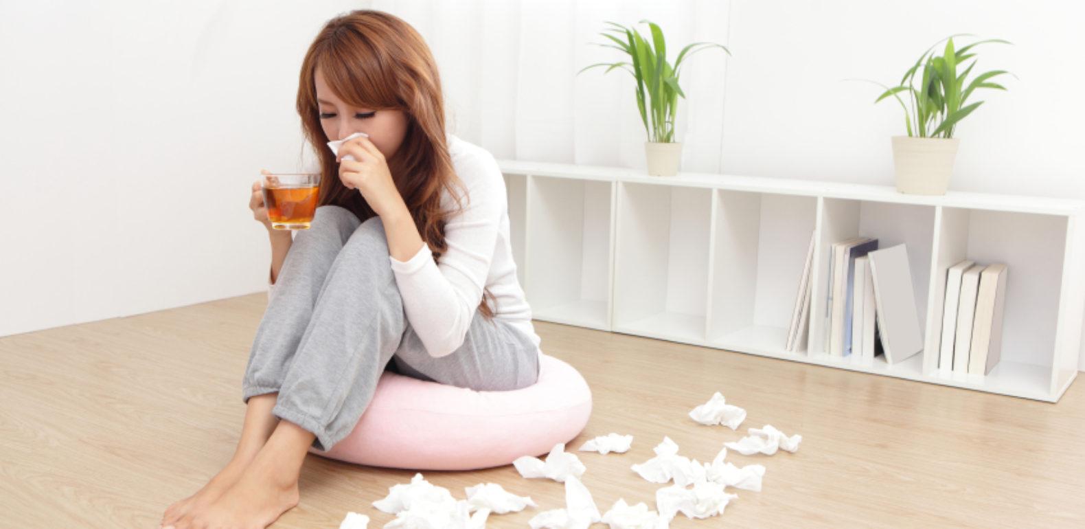 Comment soigner un rhume?