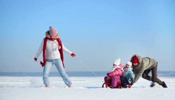 7 façons de faire le plein d'énergie en hiver