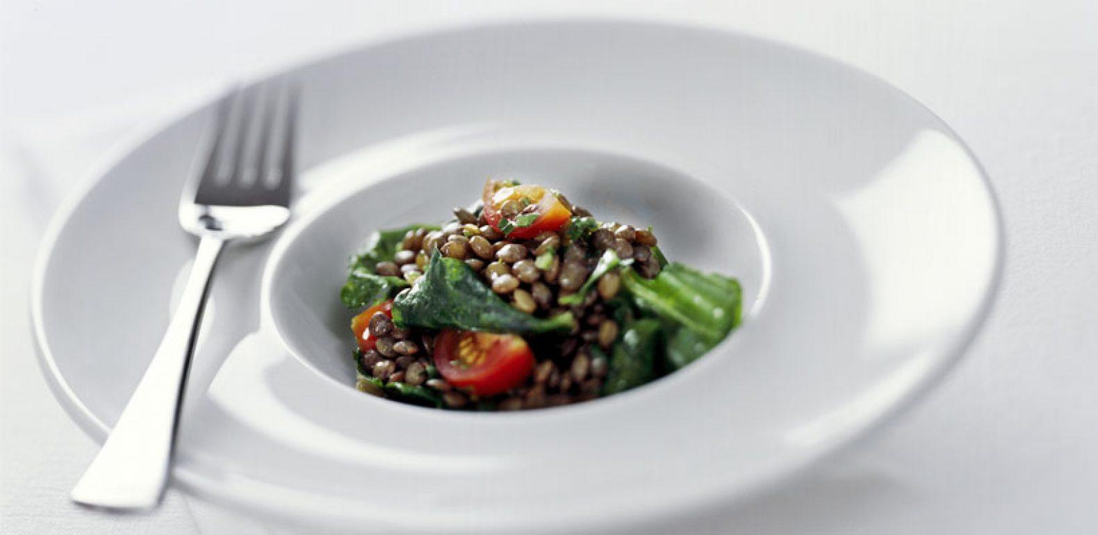 Salade de lentilles à l'oseille | A.Vogel France